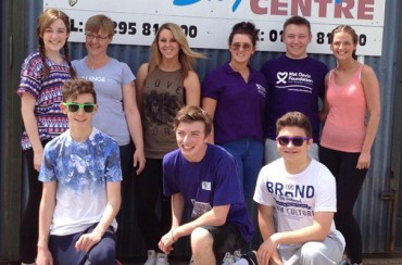Mat Davis Foundation Charity skydive – Sunday 1st June 2014
